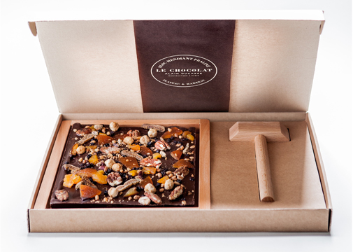 Chocolats Alain Ducasse Noël 2014