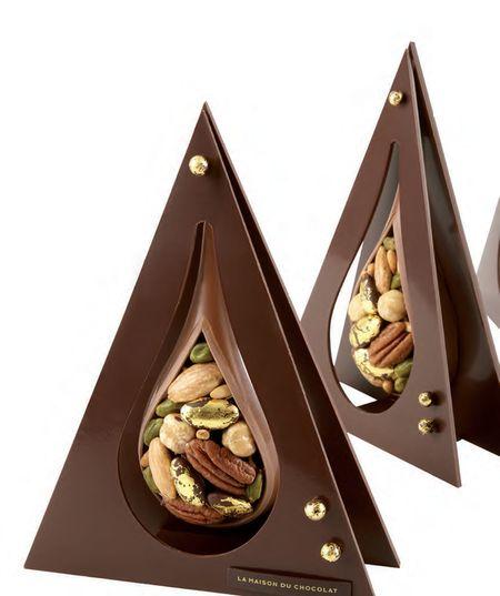 Les chocolats de Noël 2014