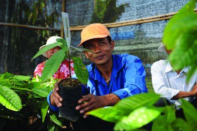 Belcolade Vietnam 73 - production