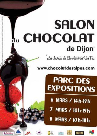 Le Salon du Chocolat de Dijon