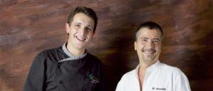 Ronan Lagadec et Philippe Arrambide