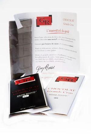 Chocolats Guy Roux : le plaisir diététique à travers l'Essentiel du goût