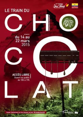 Agenda Train du Chocolat