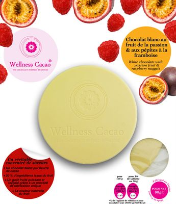 Wellness Blanc Passion Framboise