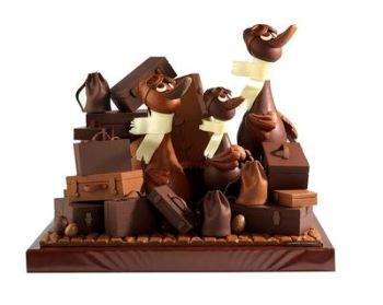 Maison du Chocolat Equipage de Pâques -- C.Faccioli