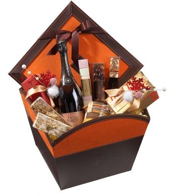 Chocolaterie de Puyricard - coffret Tresor (collection Univers des Plaisirs)