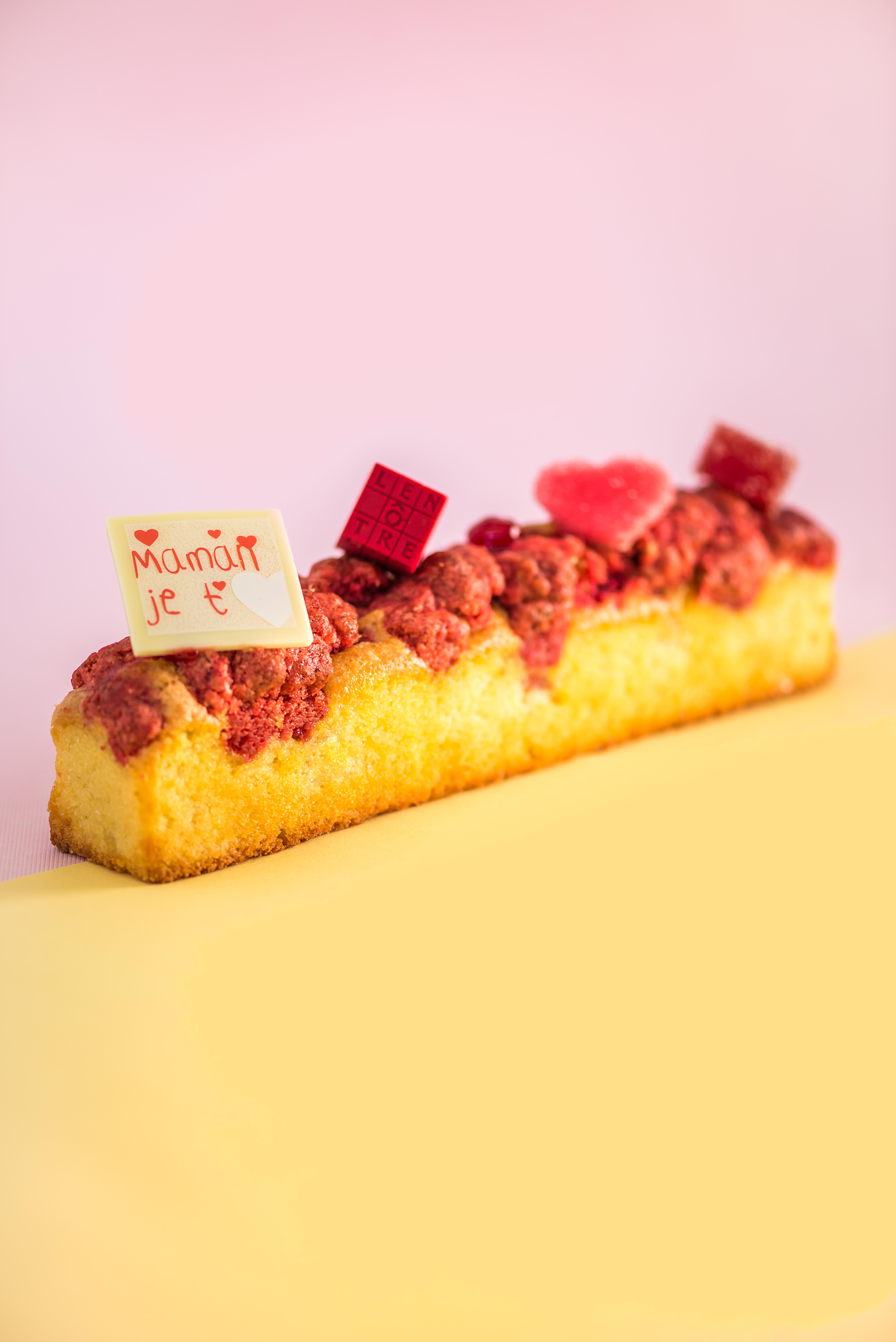 LeNôtre-Cake d'amour- crédit Minuit36