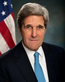John Kerry, official Secretary of State portrait