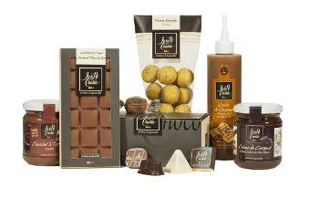 Gamme des produits Ile de Ré Chocolats©