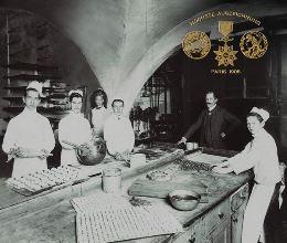 Paul Fürst et son équipe au début du 20ème siècle©