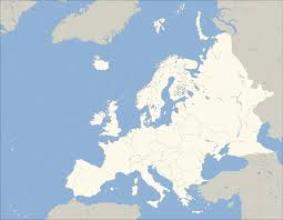 Carte de l'Europe©