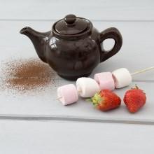La théière en chocolat de Schokolat©