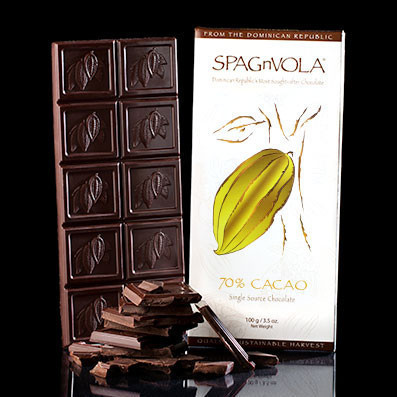 Single origin tablette de SPAGnVOLA©
