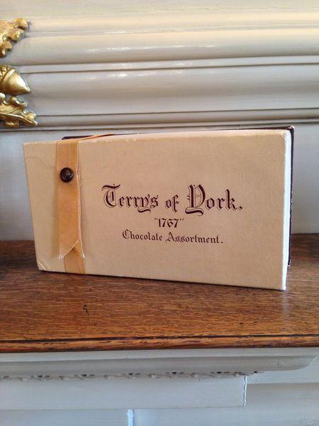Boite de Chocolat Terry's of York© National Trust Images  Karen Sheard