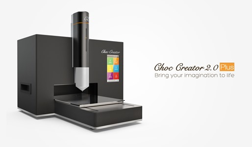 Choc Creator 2 Plus © photo Choc Edge