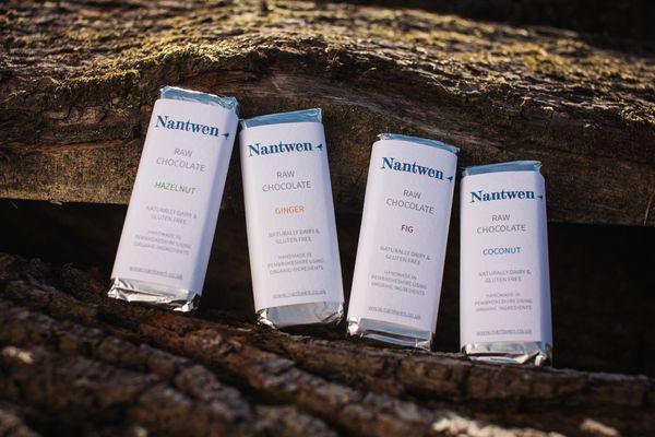 Les barres de chocolats de Nantwen©