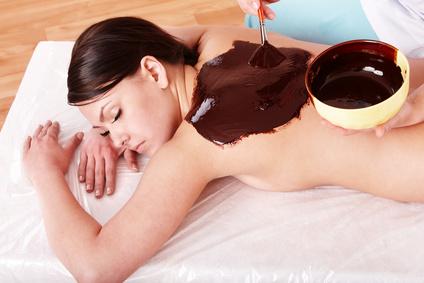 Soin de beauté au chocolat©