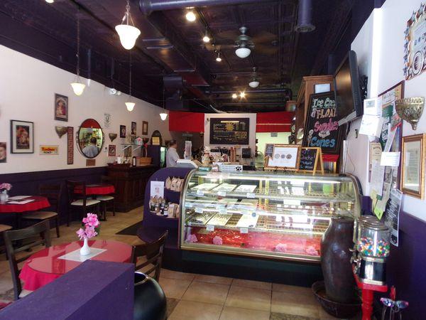 La Boutique de Beijo de Chocolat© ChocoClic.com