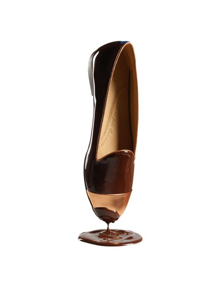 Slippers Chatelles au Chocolat - Collaboration Chatelles et Maison du Chocolat©
