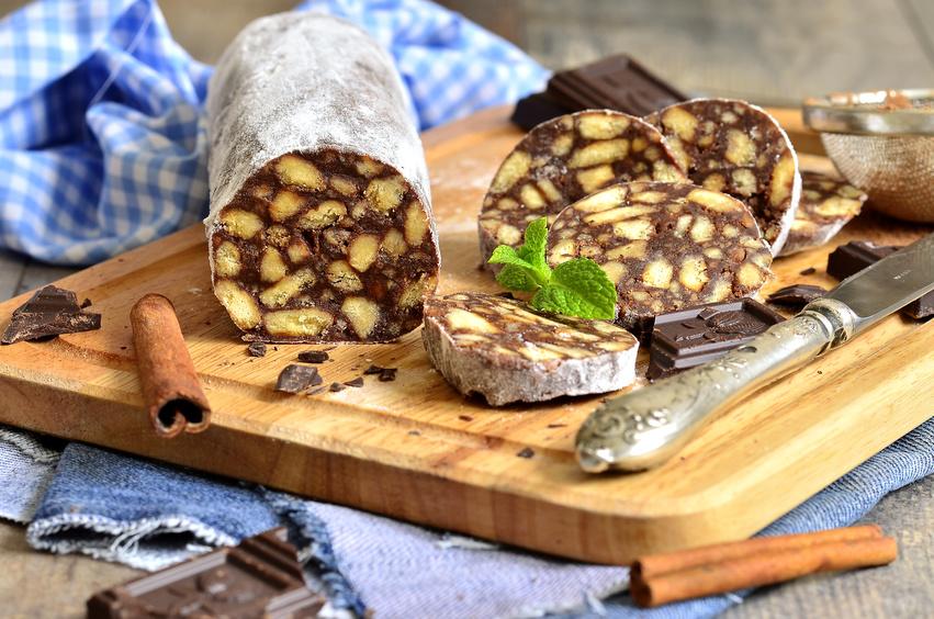 Saucisson au chocolat©
