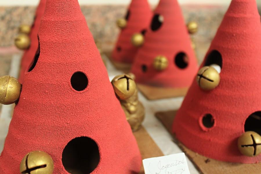 Sapins et Grelots par le Chocolatier Gonzalez©