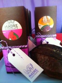 Madre, les gagnants de la catégorie -boissons chocolatées-©