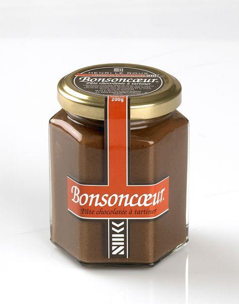 Bonsoncoeur- Pâte chocolatée à tartiner par Henry Leroux©