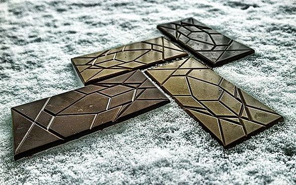 Les chocolats de Omnom Chocolates©