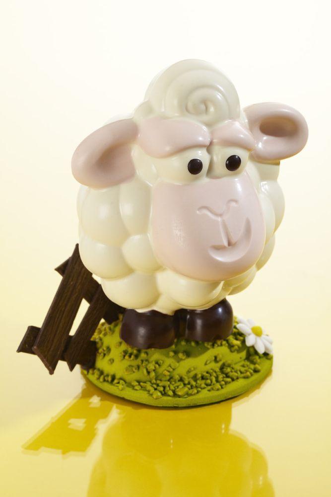 Pâques - Moule mouton Belcolade©