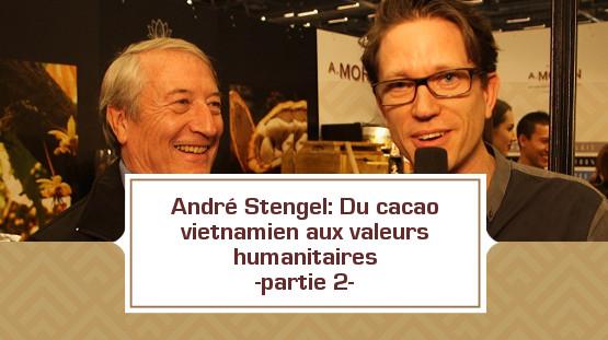 André Stengel et Sébasiten Rivière© ChocoClic
