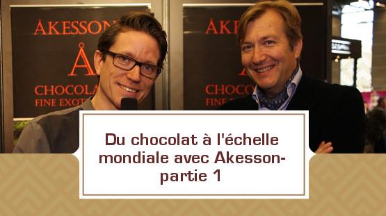 Sébastien Rivière et Bertil Akesson© ChocoClic