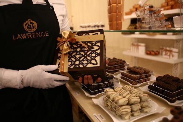 Les chocolat de la Maison Lawrence©sanay.sarhane