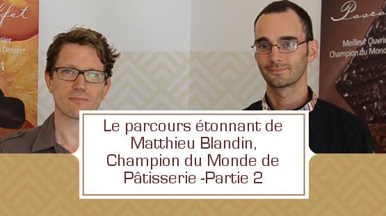 Sébastien Rivière et Matthieu Blandin© ChocoClic