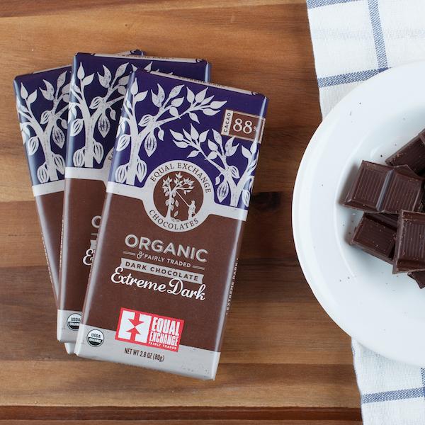 Les chocolats Equal Exchange©