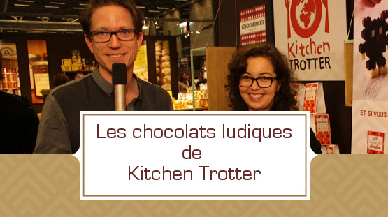[VIDEO] Les chocolats ludiques de Kitchen Trotter