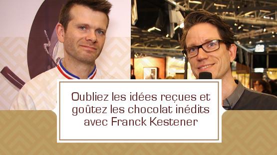 Franck Kestener et Sébastien Rivière© ChocoClic.com
