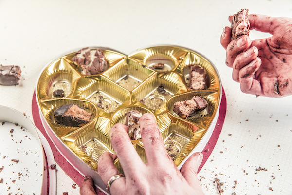 Coffret de chocolats©