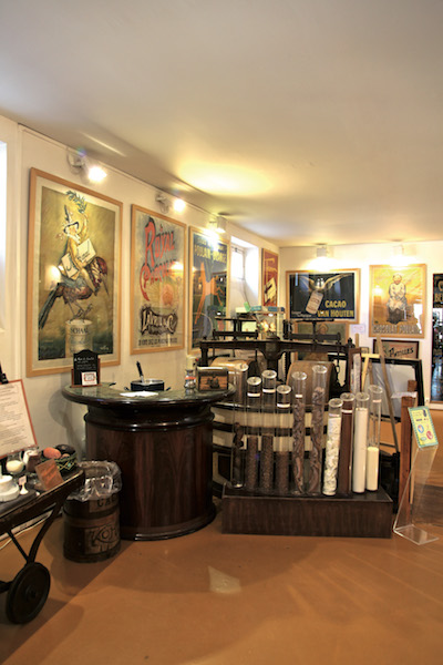 Atelier chocolat au Musée du Chocolat Biarritz©