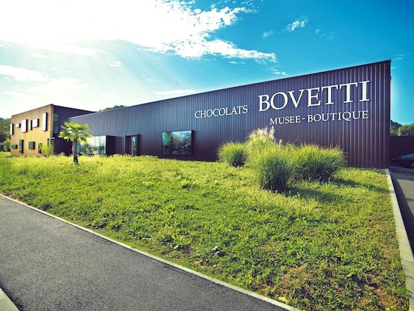 L'extérieur du musée Bovetti©