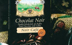 Villars Maître Chocolatier lance NOIR CAFE