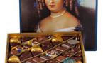 Pour le salon du chocolat 2007, Quand l'écriture devient saveur Chocolat !