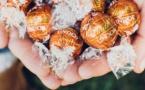 Tombez amoureux de la nouvelle truffe Lindor à la citrouille et au épices©Wells & Grace (PRNewsFoto  Lindt USA)