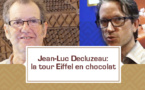 [VIDEO] Jean-Luc Decluzeau: la Tour Eiffel en Chocolat