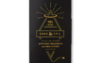Bourdain et Ripert, le chocolat noir « Good & Evil »