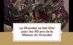 [VIDEO] Le Chocolat se fait Chic pour les 40 ans de la Maison du Chocolat.