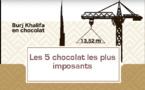 [VIDEO] Les 5 chocolat les plus imposants.