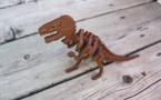 (Re)découvrez le tyrannosaure… en chocolat !