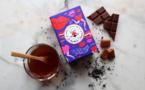 Thé au chocolat, le thé à croquer