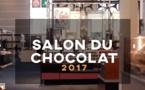[VIDEO] Découvrez le Salon du Chocolat 2017