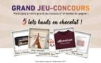 JEUX CONCOURS: LES 18 ANS DE CHOCOCLIC!
